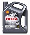 Afbeelding van Shell motorolie - 5 liter helix ultra 5w40